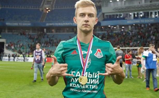«Арсенал» интересуется игроком московского «Локомотива»