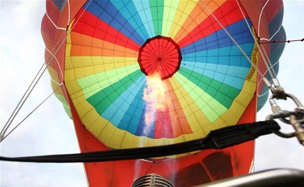 Тулякам покажут онлайн взлёт воздушных шаров