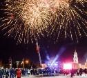 Безопасность туляков на концерте в честь присоединения Крыма обеспечивали более 200 полицейских