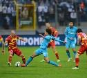Пасмурный Петербург устоял под напором тульского «Арсенала»
