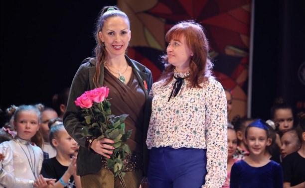Ольге Чекмазовой вручили медаль за заслуги в области культуры и искусства