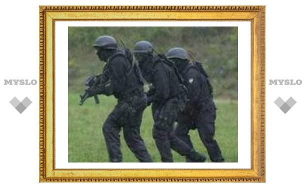 Отряд SWAT провел спецоперацию в Вирджинском институте