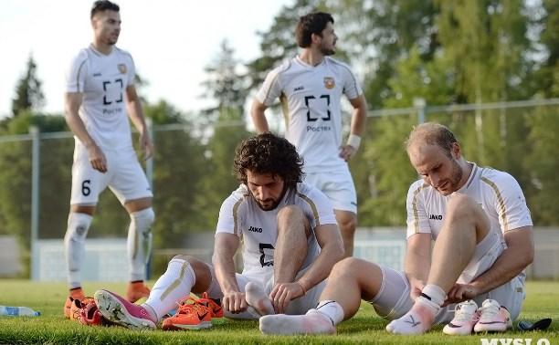 Тульский «Арсенал» и хорватская «Истра» в первом тайме голов не забили