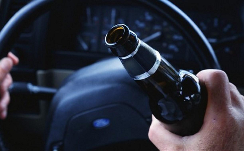 В Тульской области за уик-энд 39 водителей попались пьяными за рулем