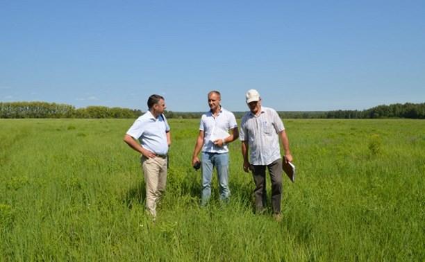 Егор Атанов: «Мониторинг исполнения закона о землях сельхозназначения очень своевременен и важен»