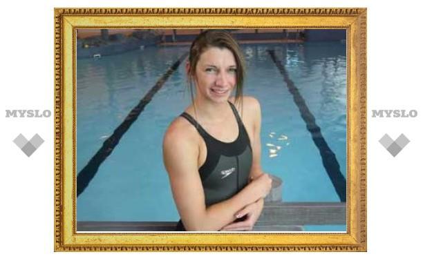 15-летняя пловчиха установила мировой рекорд