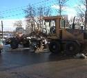 Начальник управления по благоустройству проверил уборку снега в Туле