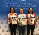 Тульская школьница завоевала золото на первенстве Европы по шахматам
