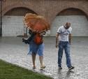 Североатлантический циклон принесет в Тулу интенсивные ливни
