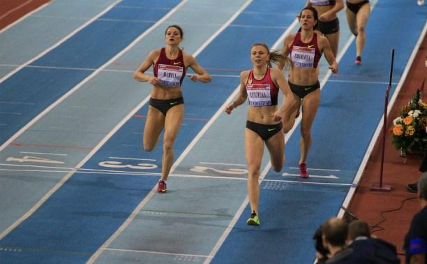 Тулячка Екатерина Реньжина показала лучшее время в мире на дистанции 400 м