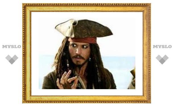 """В Сети представлен первый ролик """"Пиратов Карибского моря 3"""""""