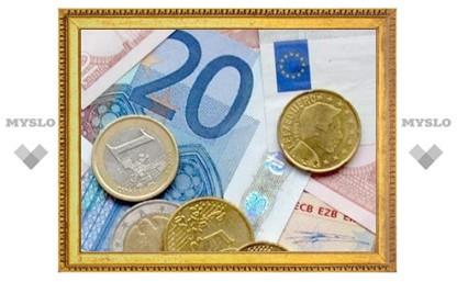 Курс евро опять вернулся в район 40 рублей