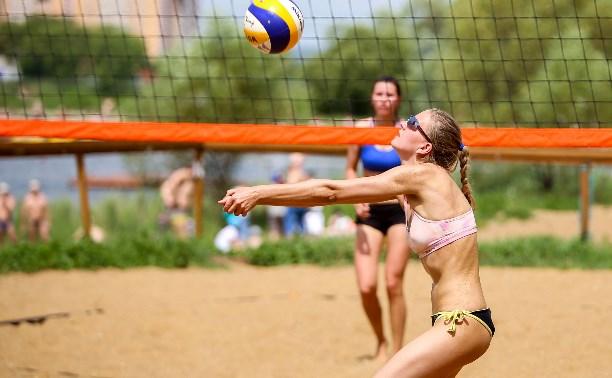 Тон в пляжном волейболе задаёт молодёжь