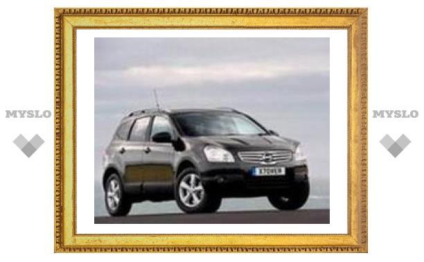 Стали известны подробности о новом 7-местном Nissan Qashqai+2