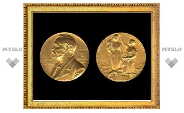 Первого февраля завершится прием заявок на Нобелевскую премию 2010 года