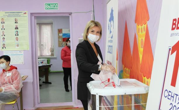 Депутаты Тульской городской Думы принимают активное участие в выборах