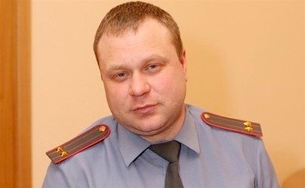 Бывшего главного гаишника Тульской области не восстановили в должности