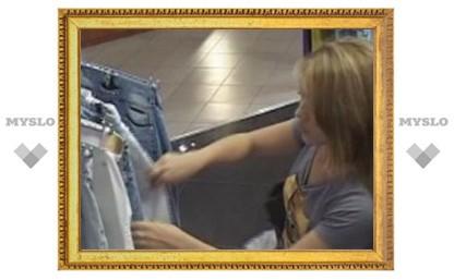В тульских бутиках торгуют подделкой?