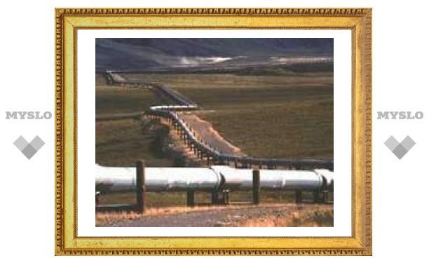Под Самарой из лопнувшего нефтепровода вытекло 17 тонн нефти