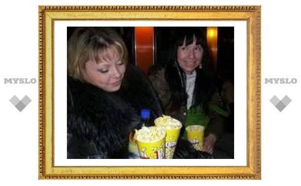 "Место встречи в Туле - кинотеатр ""Родина"""