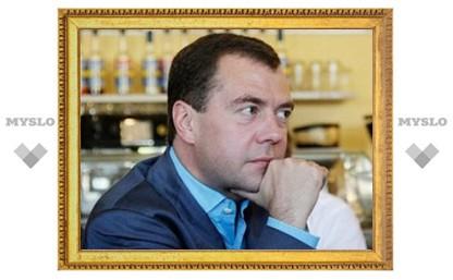 """Медведев """"как активный пользователь"""" возмутился атаками на ЖЖ"""