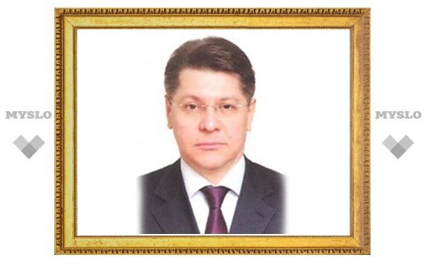 В правительстве Тульской области новый министр транспорта и дорожного хозяйства