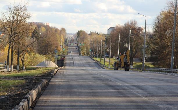 На ремонт Московского шоссе в Туле выделено 103,9 млн рублей