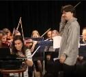 В Ясной Поляне с успехом прошёл «Концерт для печатной машинки с оркестром»