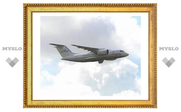 В Воронеже начато производство самолетов Ан-148