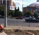 Сквер Глеба Успенского откроют ко Дню города
