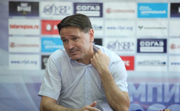 Дмитрий Аленичев отменил поездку в Тулу