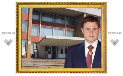 Владимир Груздев ждет на встречу туляков