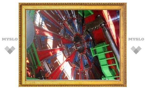 Запуск Большого адронного коллайдера снова отложили