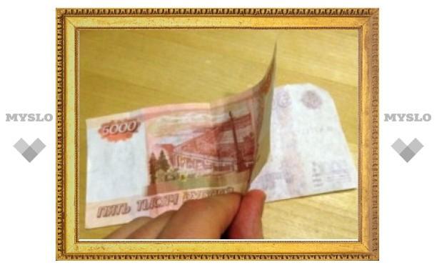 В Тульской области судят московских фальшивомонетчиков