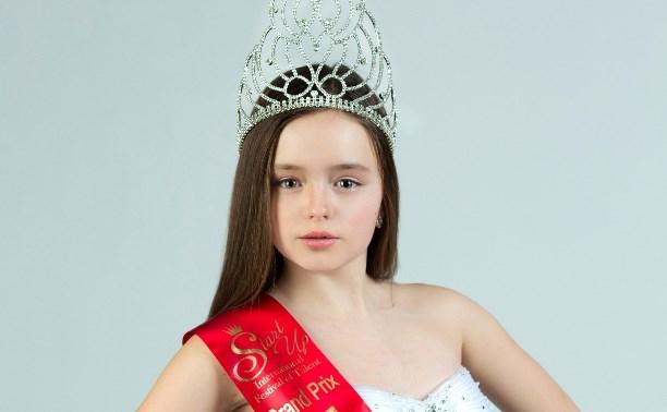 Тулячка Алина Терехова с триумфом вернулась с Всероссийского фестиваля