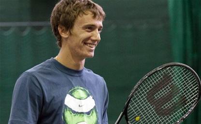 Тульский теннисист успешно выступает в турнире в Загребе