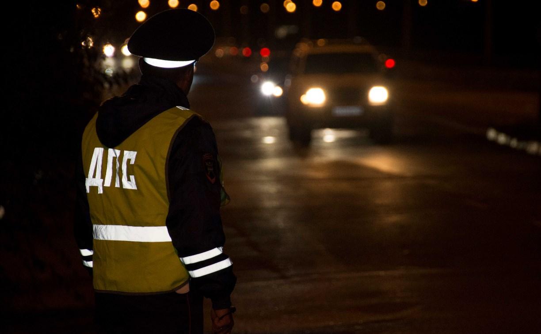 Под Тулой дама на «Мерседесе» сбила инспектора ДПС и ещё одного мужчину