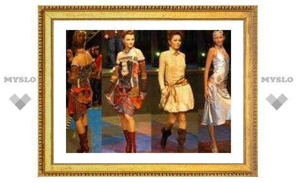 Тульские модельеры готовятся к выставке
