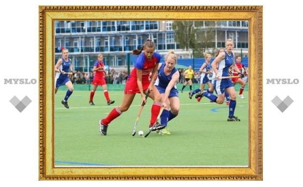 Сборная России - чемпион Европы по хоккею на траве!