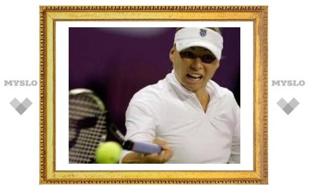 Звонарева проиграла финал итогового турнира в Дохе