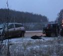 В аварии под Алексином погиб человек