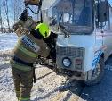 В Тульской области в ДТП с автобусом и маршруткой пострадали несколько человек