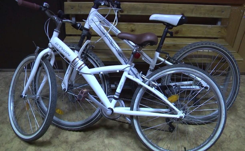 На двух ефремовских школьников завели дело за кражу велосипедов