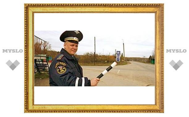 Тульские приставы ловят автодолжников