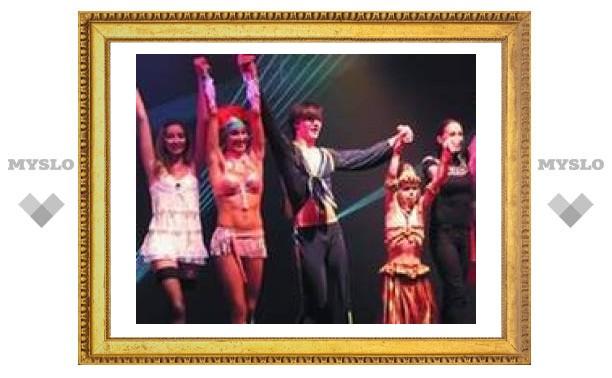Тульские танцоры - лучшие в Европе!