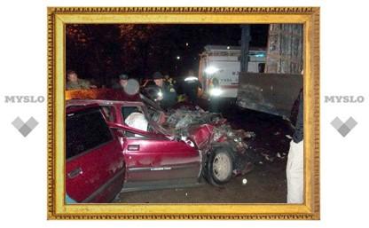 Виновник ДТП с тремя погибшими в Туле был пьян и лишен прав