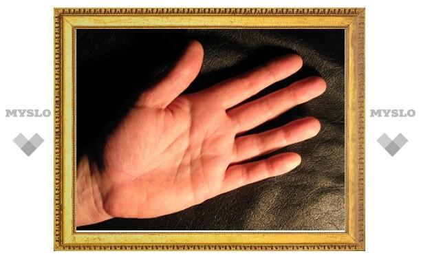 Риск рака простаты зависит от длины пальцев