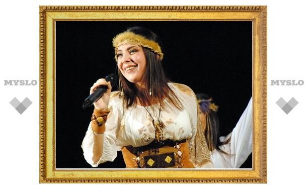 Фолк-певица Анна Сизова едет в Тулу