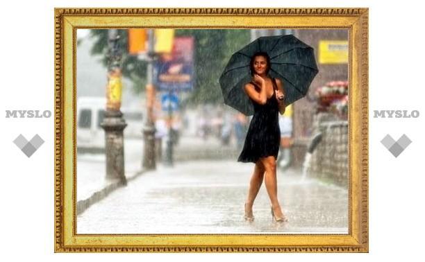 Последние летние выходные станут дождливыми