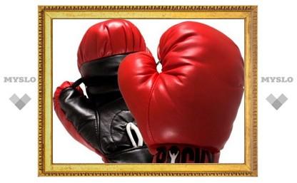 В Щекине прошло открытое первенство района по боксу